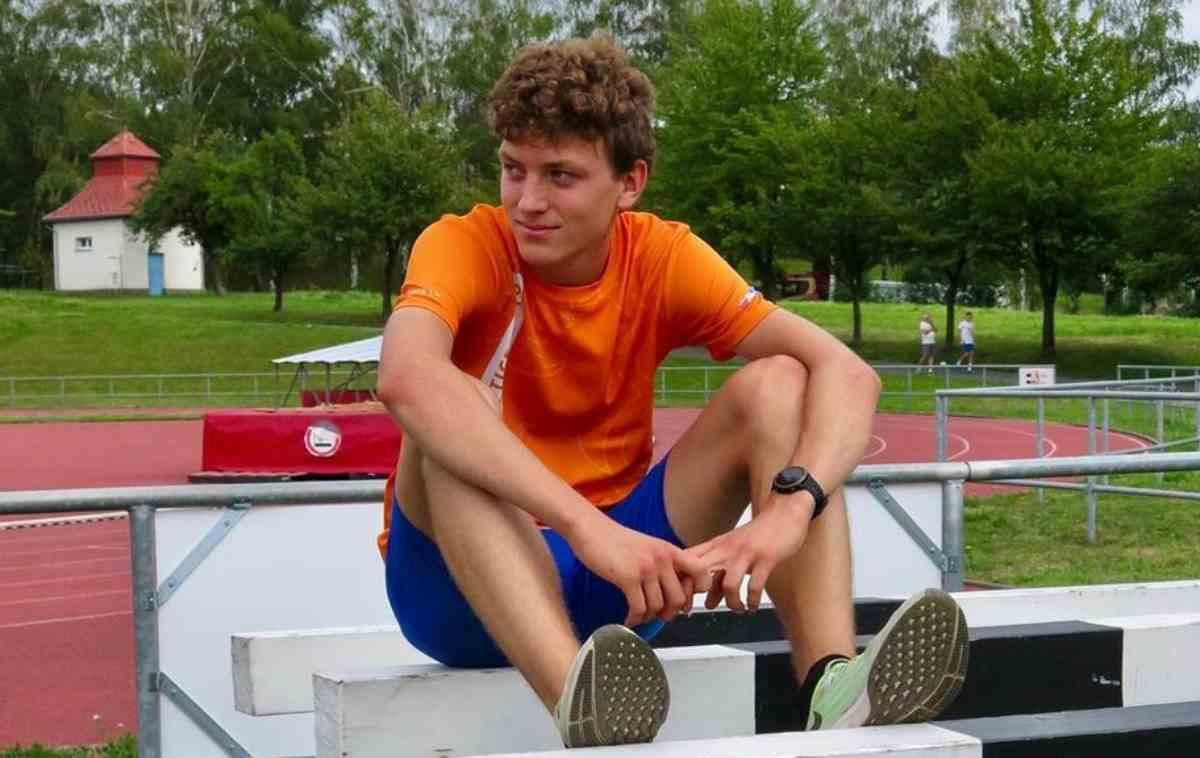 Lutto nel mondo dell'atletica: la promessa Ondra Hodbod si suicida a 19 anni