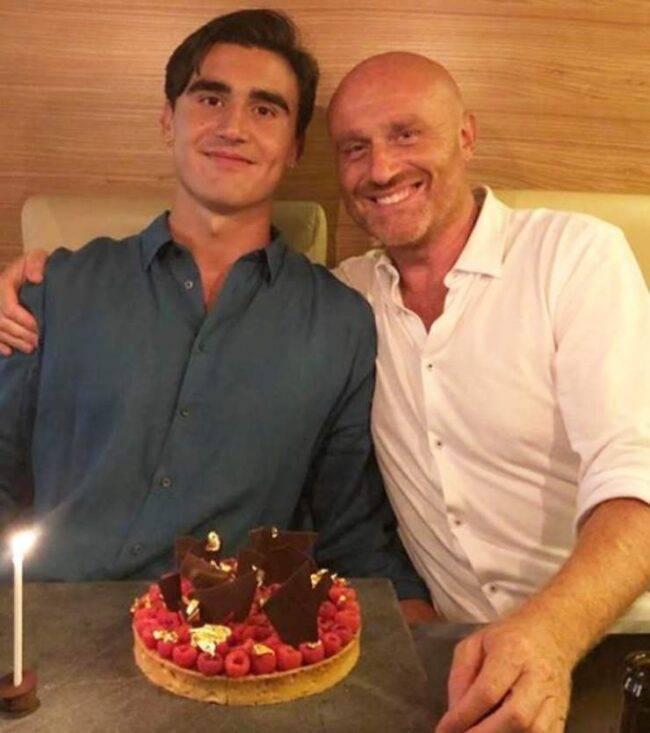 Rudy Zerbi, chi è il figlio Tommaso: il commovente messaggio