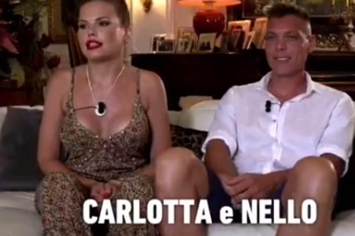 Carlotta Nello Temptation