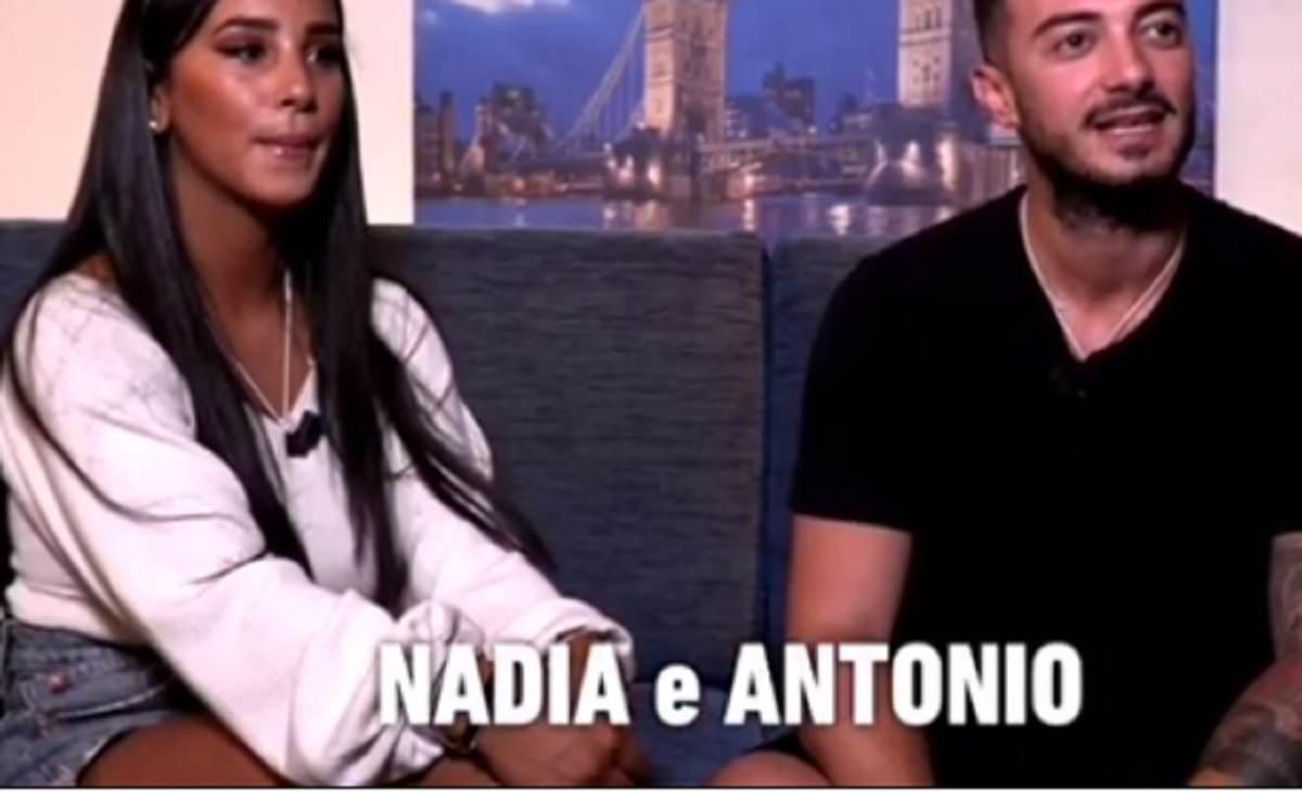Nadia Antonio Temptation