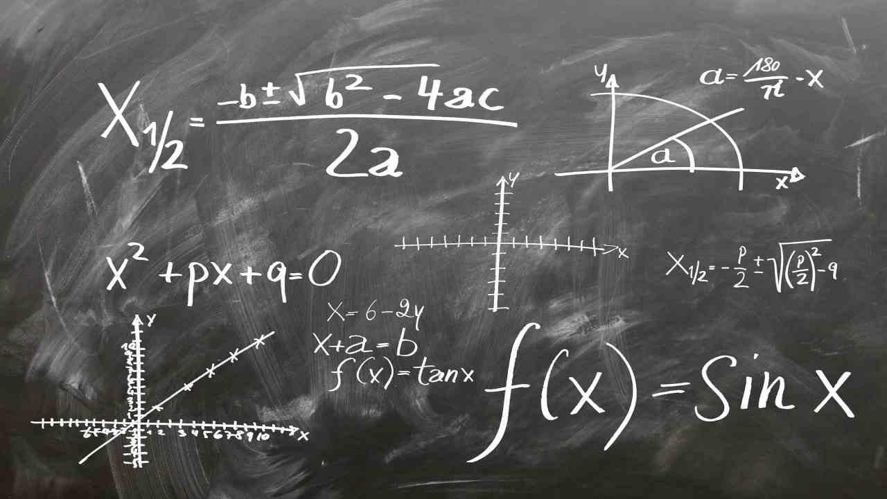 Genio della matematica calcolo