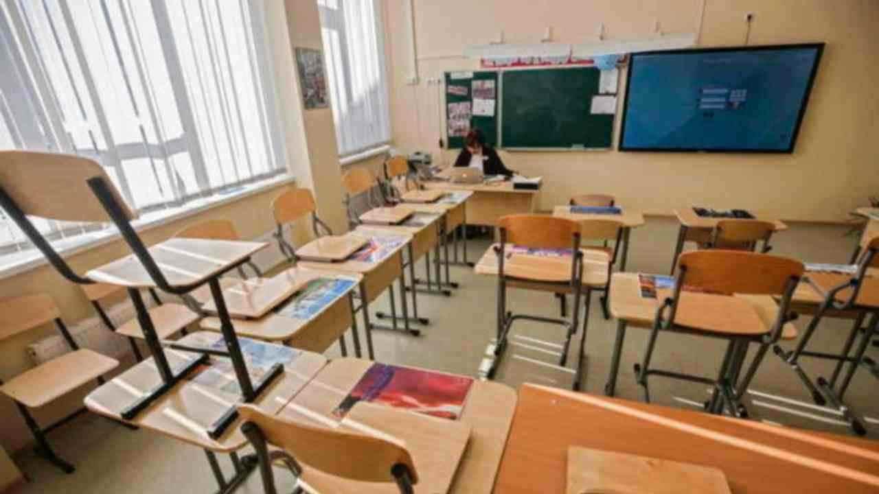 Coronavirus scuola | chiuso istituto a Roma | due docenti positivi