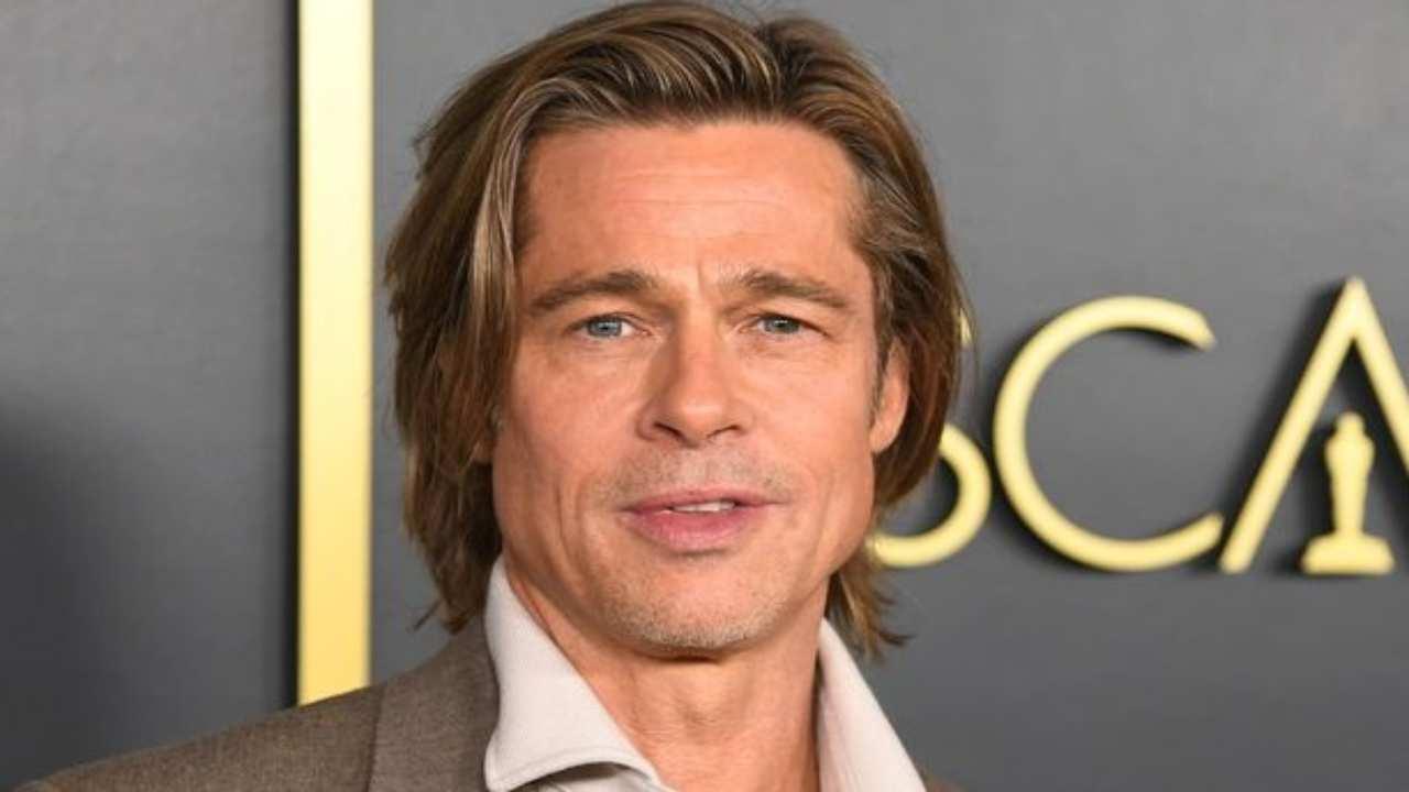 Brad Pitt fidanzata