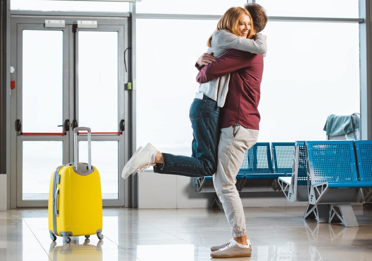 arrivi estero coppie internazionali