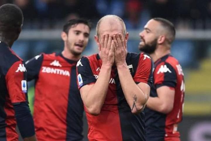 Coronavirus, al Genoa 14 positivi tra calciatori e membri dello staff
