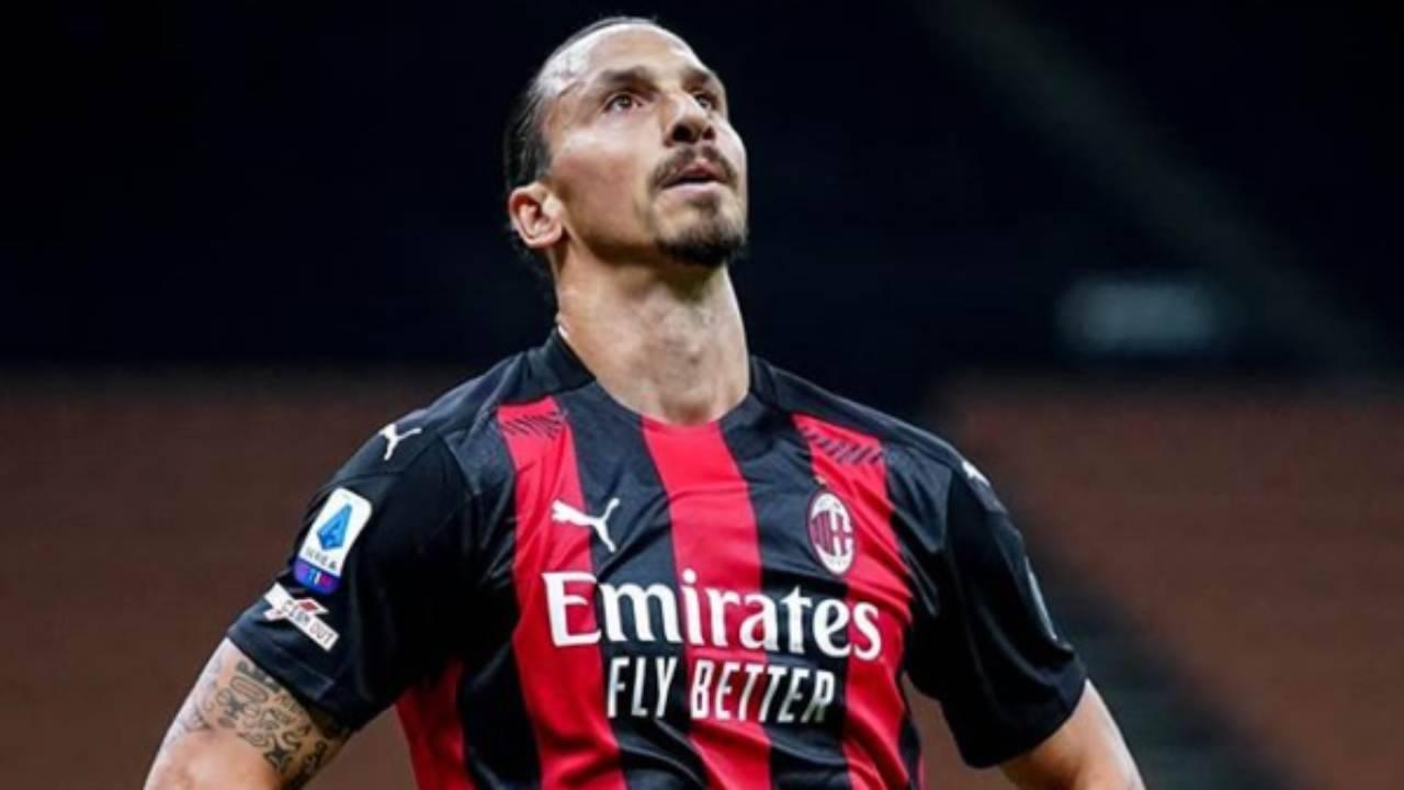 Ibrahimovic Covid | lo svedese del Milan è positivo | i dettagli