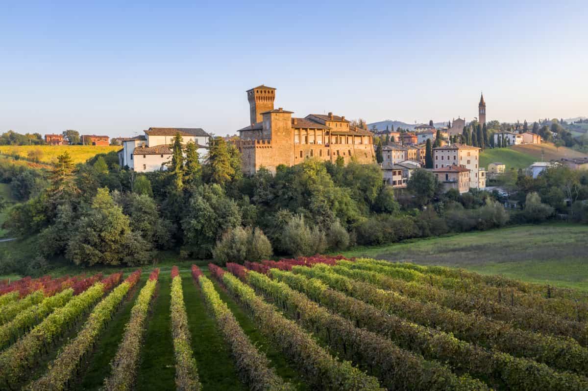 borghi romantici autunno italia