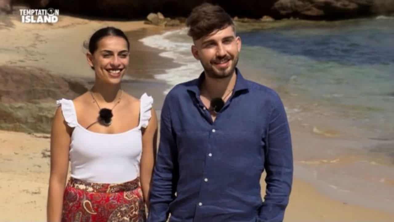 Temptation Island, chi sono Salvo e Francesca: la loro storia