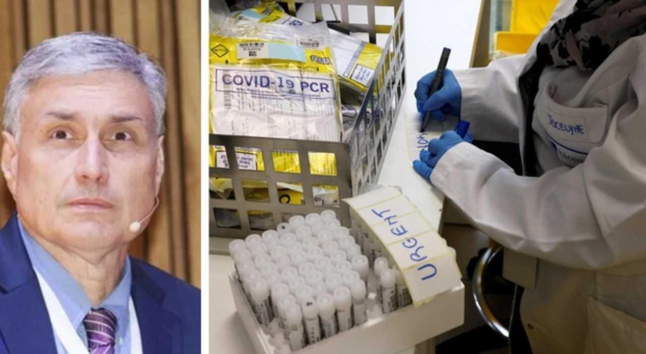 """Il virologo SIlvestri: """"Non serve il lockdown, stanno arrivando gli anticorpi"""""""