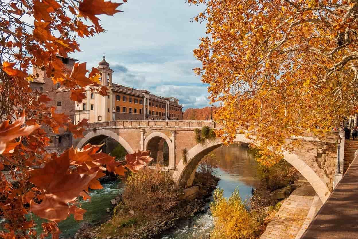Luoghi da visitare in autunno in Italia