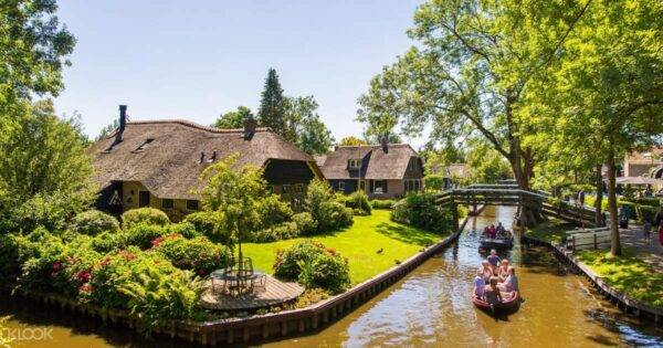 cosa vedere a Giethoorn