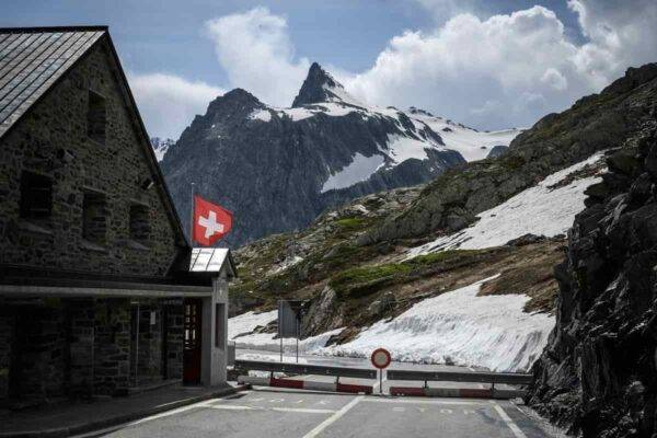 confine svizzero