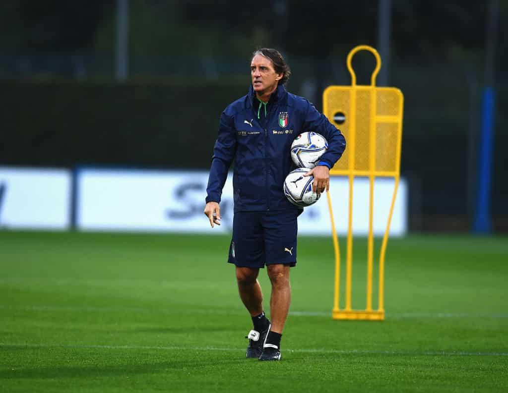 Roberto Mancini positivo al Covid. Il CT Azzurro è asintomatico