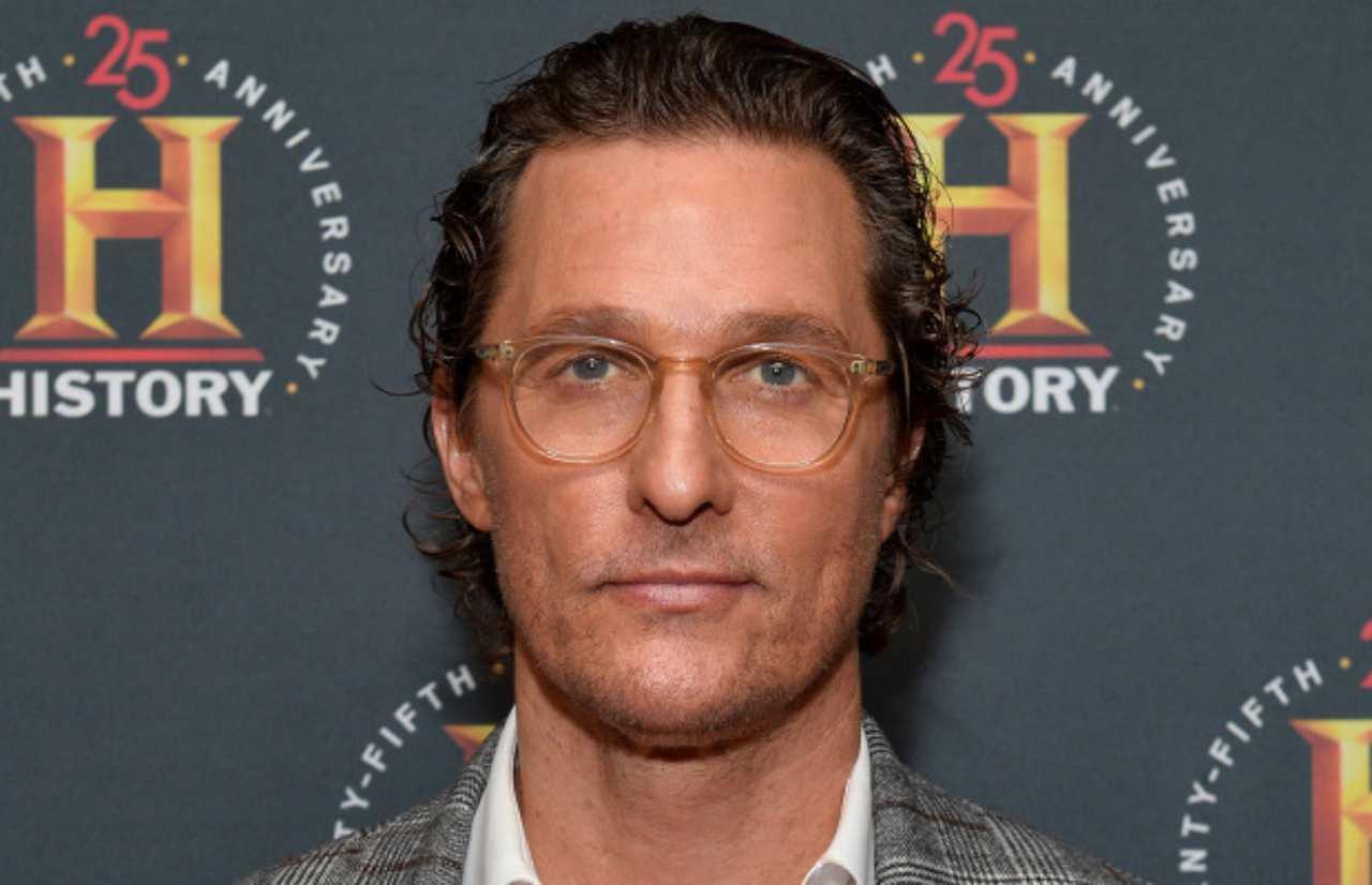 Matthew McConaughey, il dramma segreto: