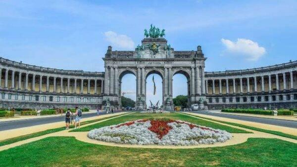 Parco del Cinquantenario Bruxelles 2 giorni