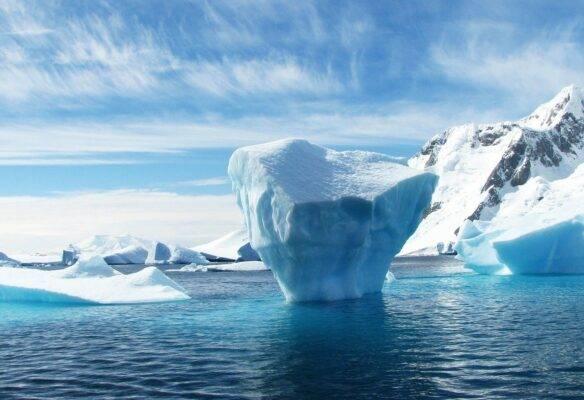 Greenpeace avverte che l'Artico sta sparendo