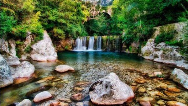 le cascate più belle d'Italia