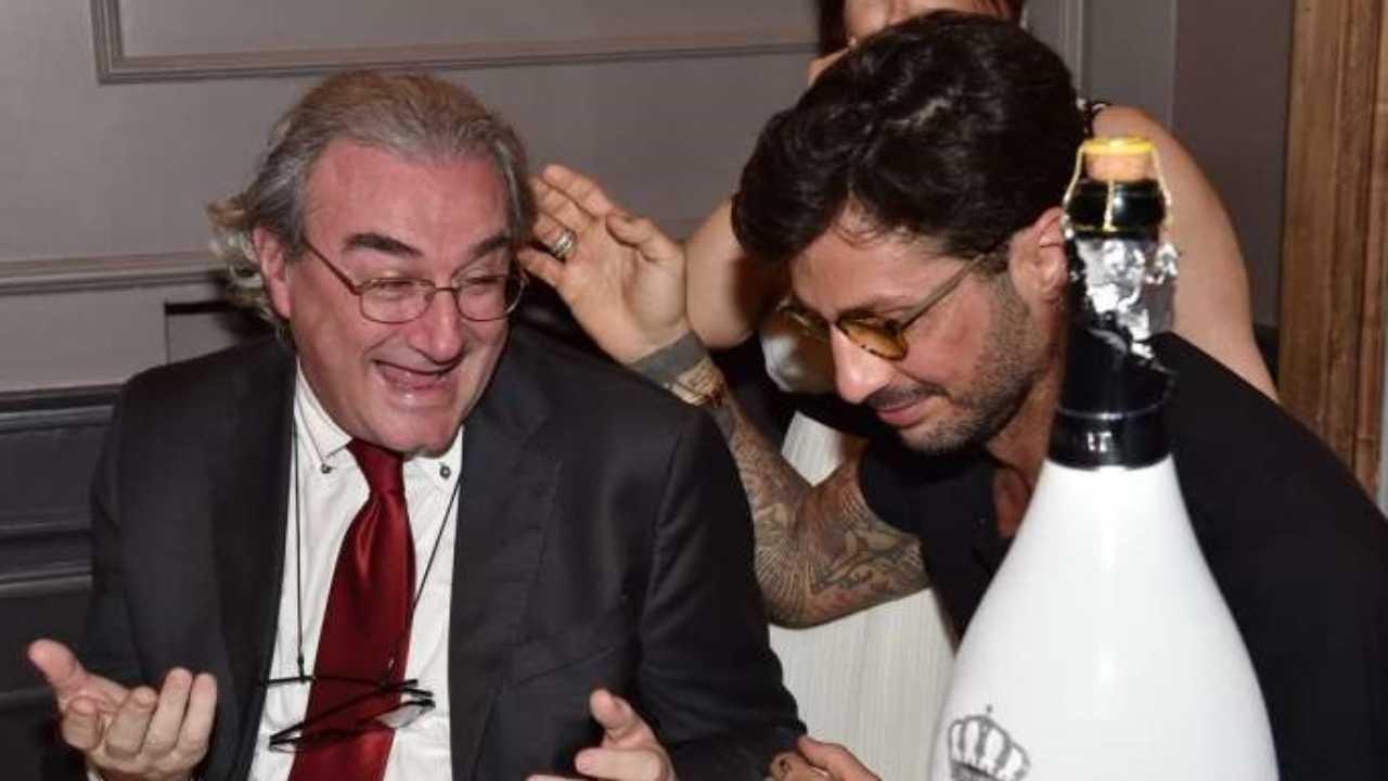 Fabrizio Corona avvocato