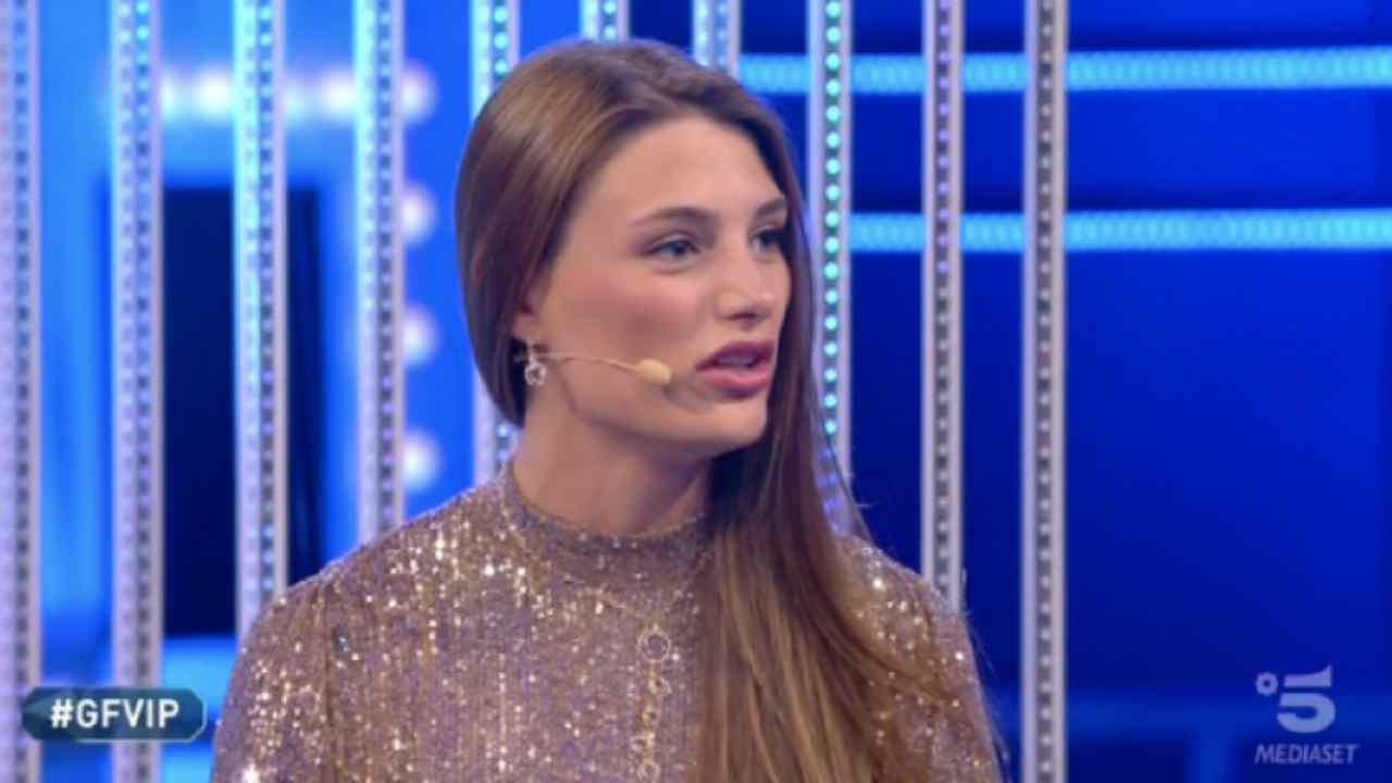 Franceska Pepe ex fidanzato Tumoletti