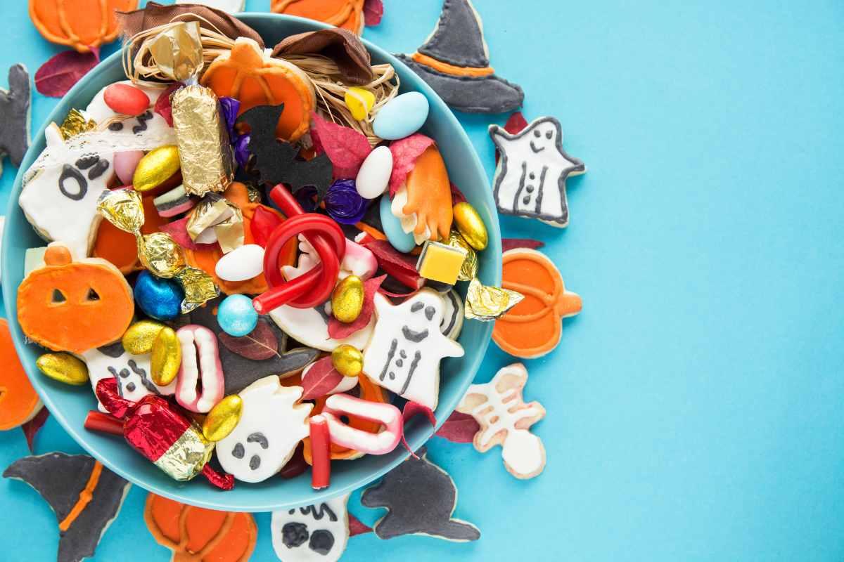 Halloween e bambini: i negozi di caramelle più assurdi