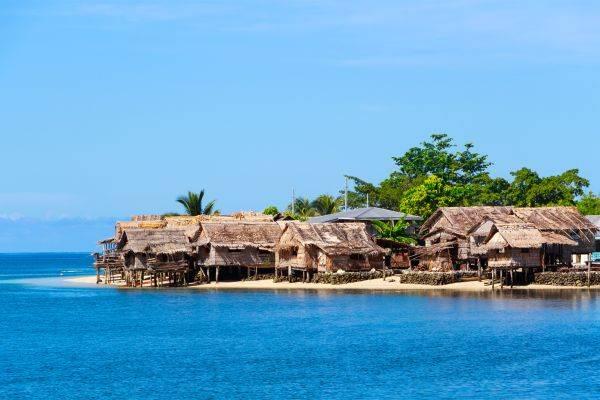 isole salomone: luoghi senza covid19