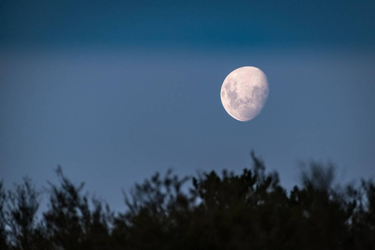 La luna blu del 31 ottobre