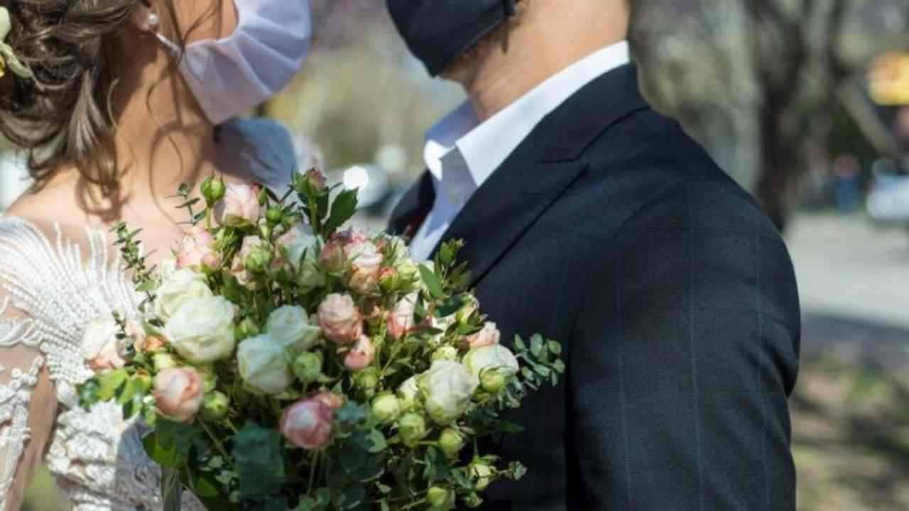 Matrimoni Coronavirus contagiati
