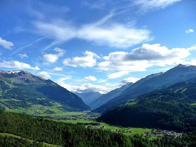 Città dove andare in montagna