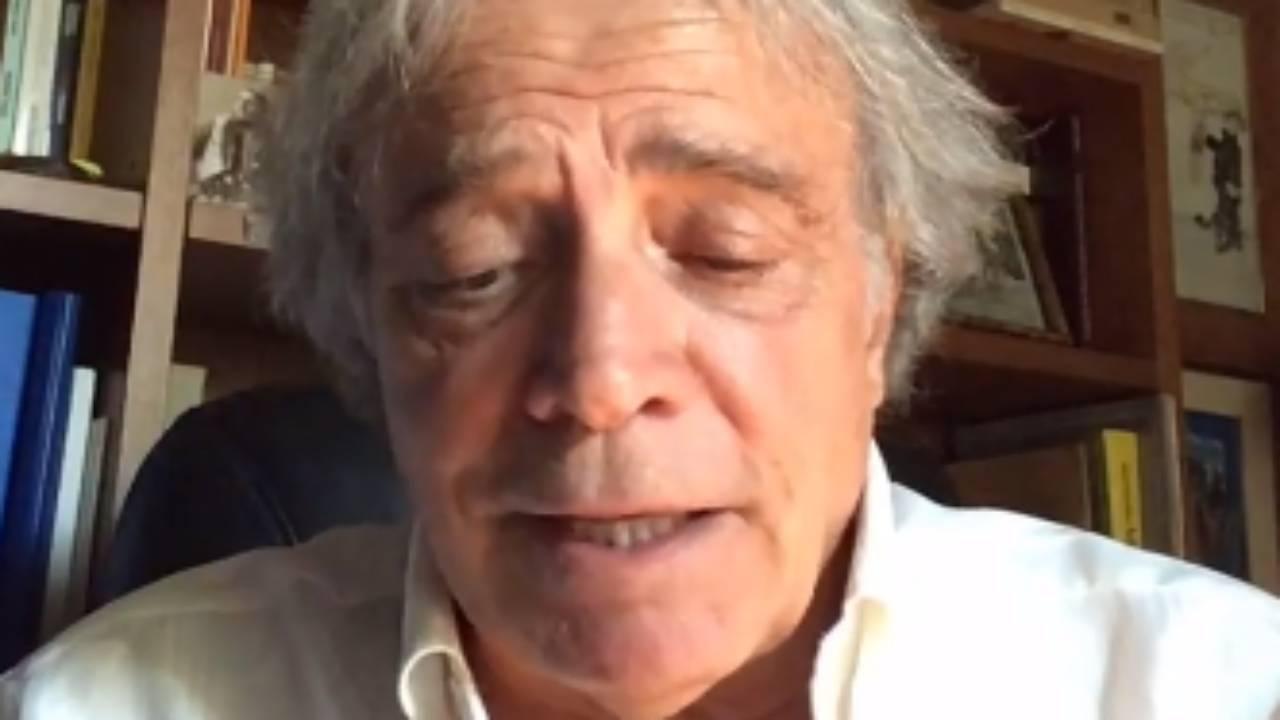 Enrico Montesano Coronavirus