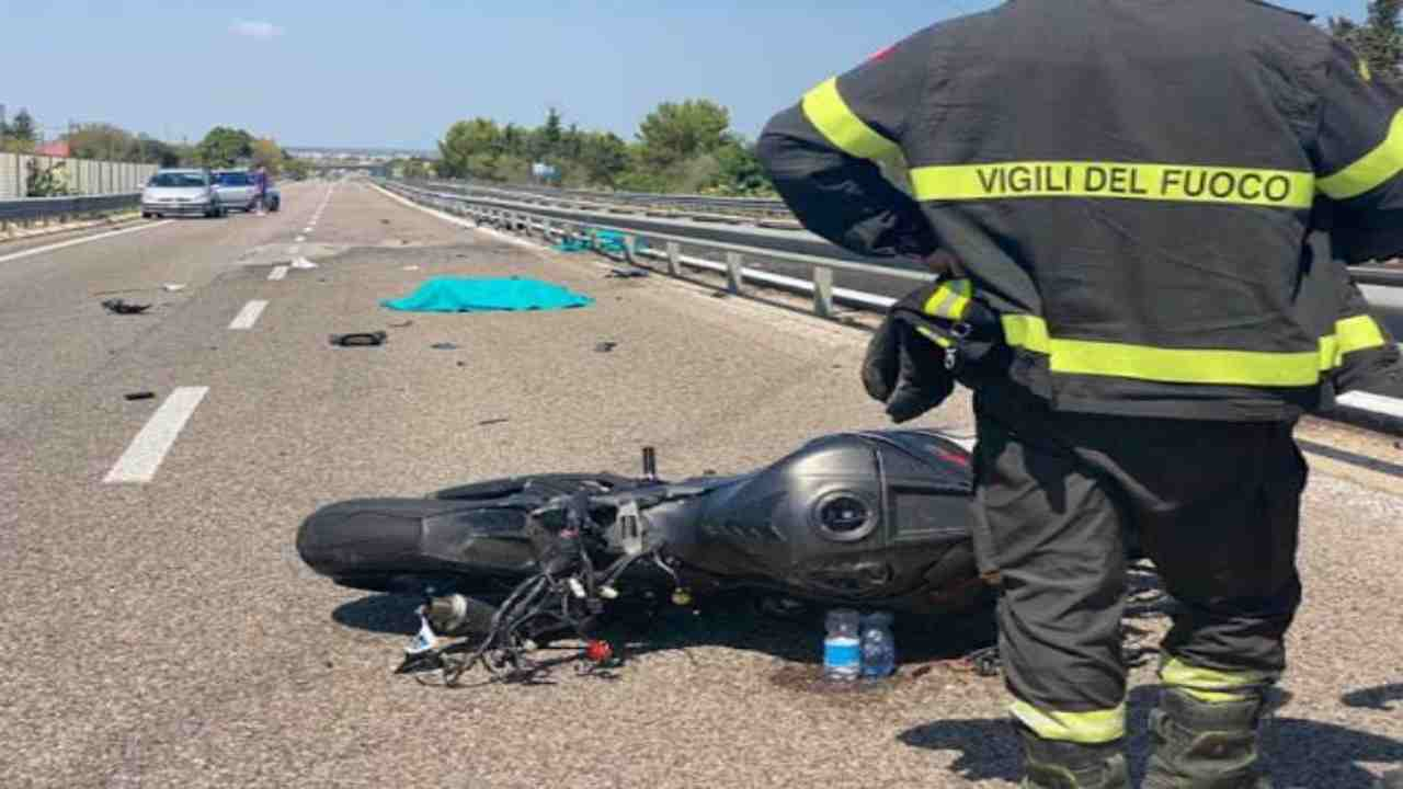 incidente stradale Brindisi