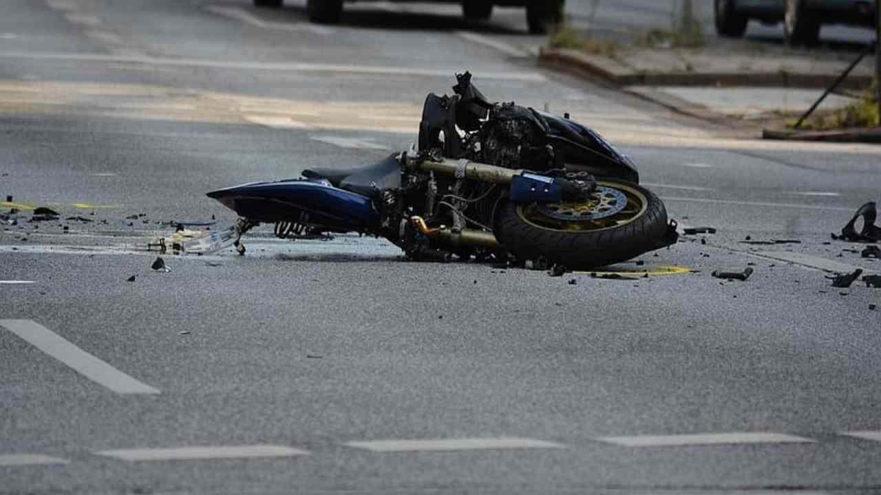 Incidente stradale vittima