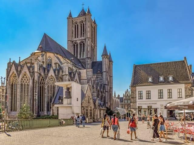 Gand 7 giorni in Belgio