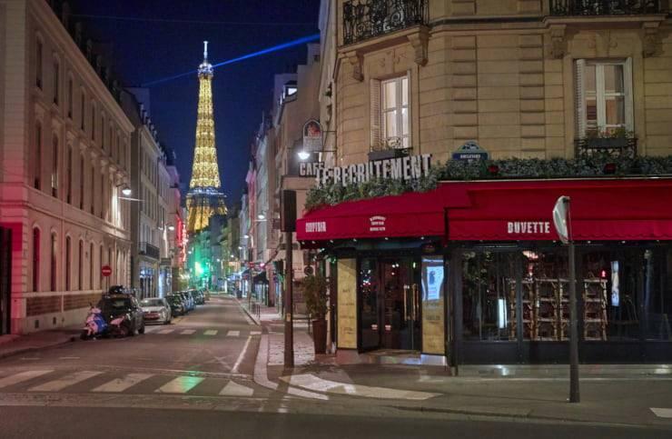 covid francia lockdown