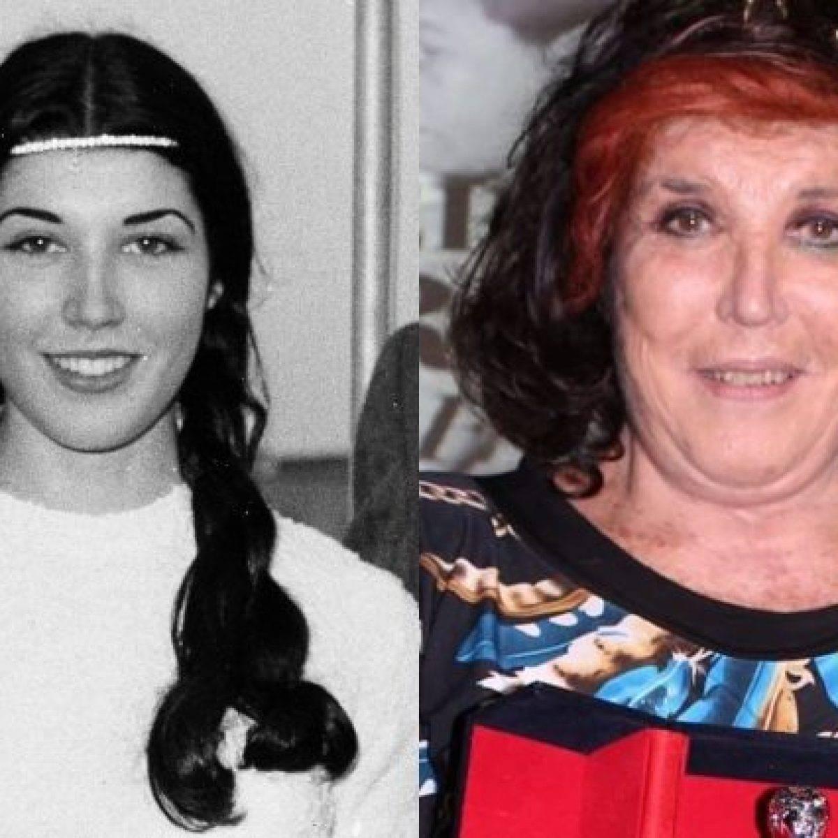 Patrizia De Blanck irriconoscibile, come era da giovane: le immagini