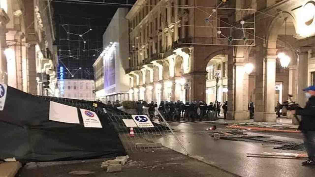 proteste Dpcm Roma