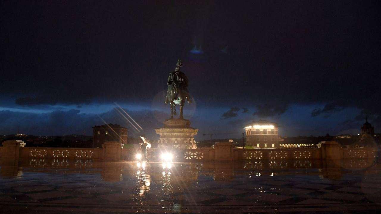Boato Roma terremoto