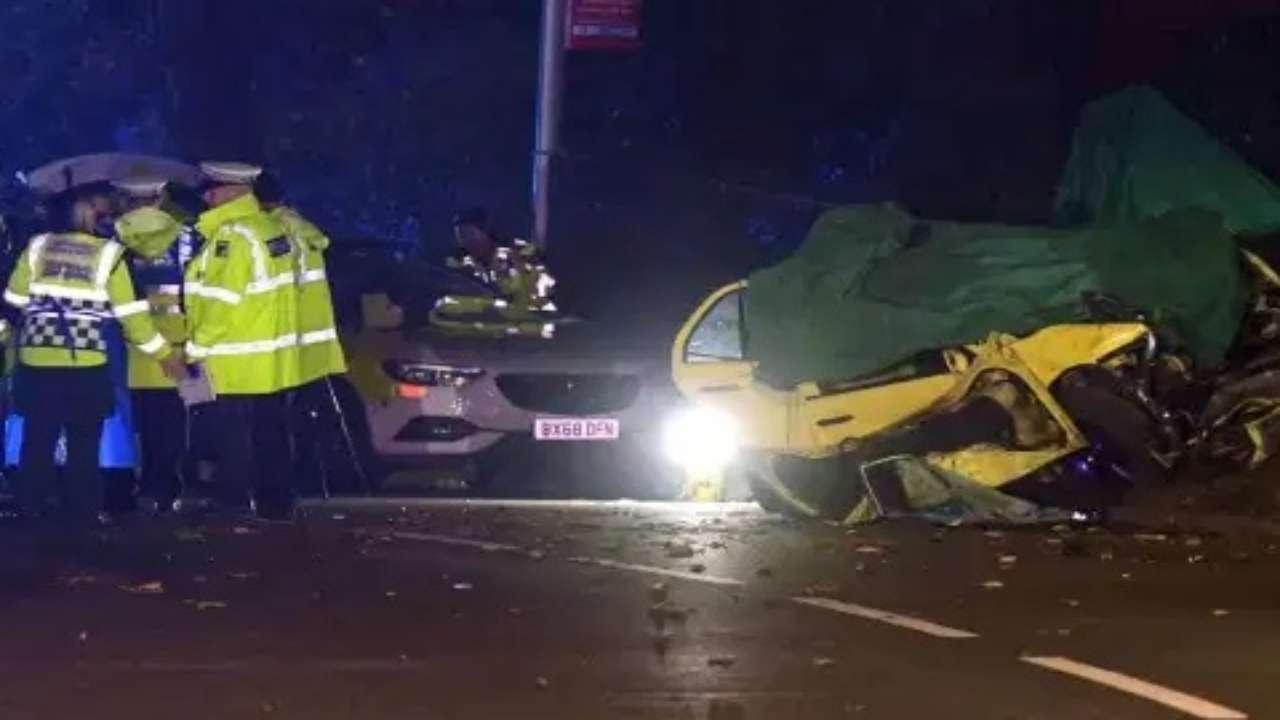 incidente stradale morti