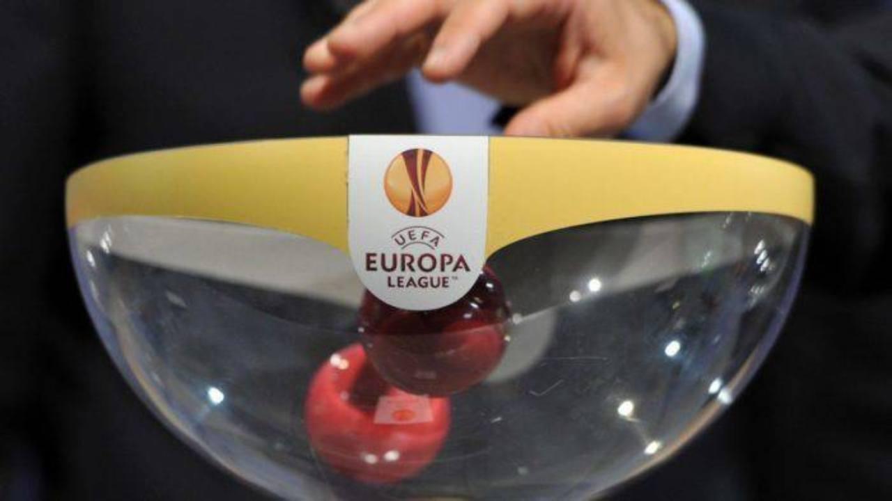 Europa League sorteggio
