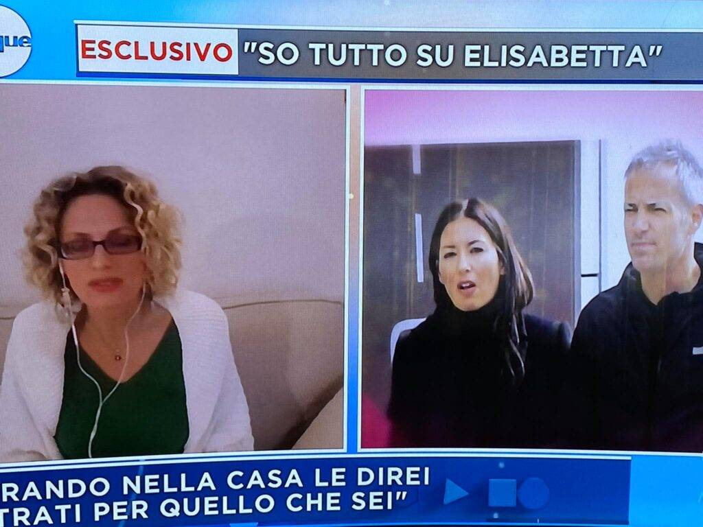 Elisabetta Gregoraci, la sua biografa a Mattino5: