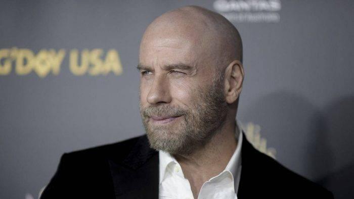 John Travolta lutto morto nipote