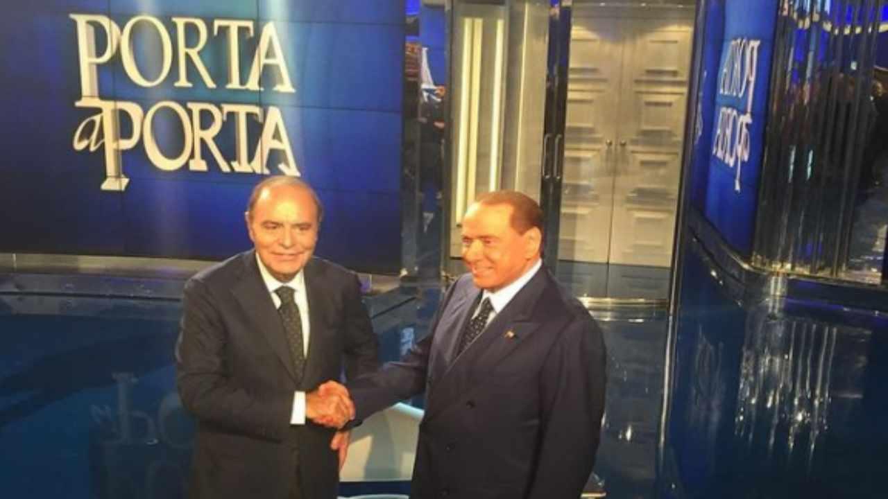 Berlusconi Porta a Porta