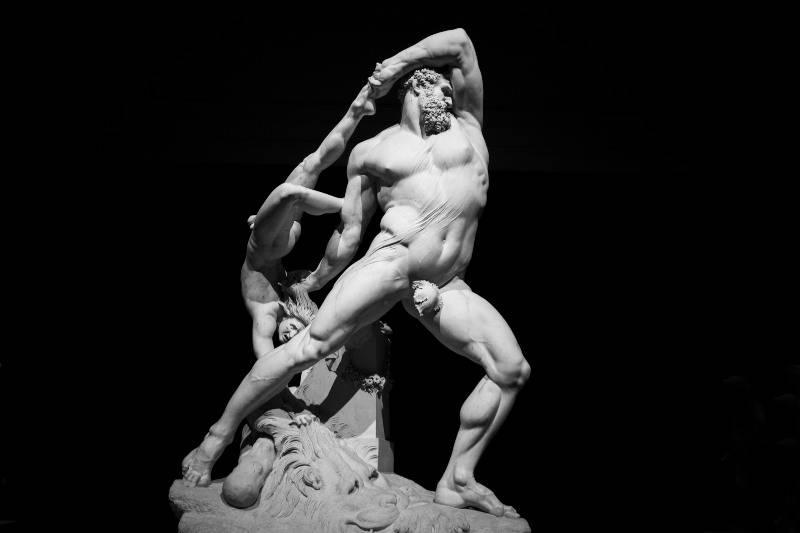 Ercole lancia Lica, Canova musei italiani online gratis