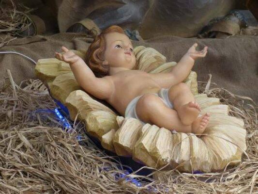 Gesù Bambino Natale Italia cultura tradizioni