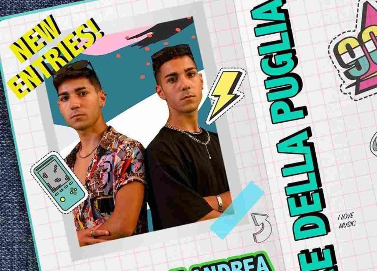 Il Collegio 5, chi sono i gemelli Andrea e Leonardo Prezioso