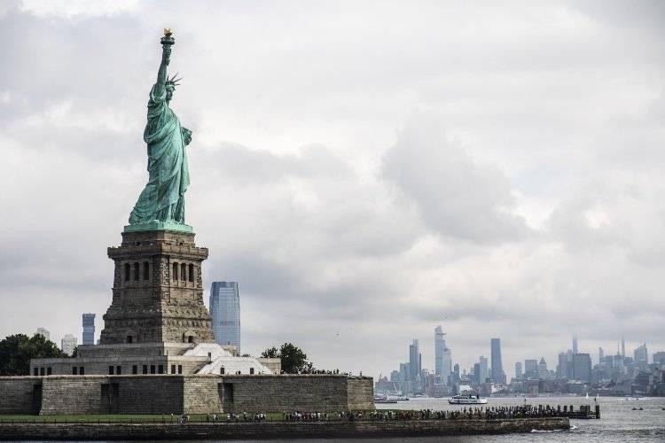 La Statua della Libertà, New York musei bambini online gratis