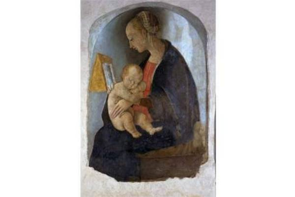 Madonna con Bambino, Raffaello Sanzio Marche cosa vedere Urbino weekend