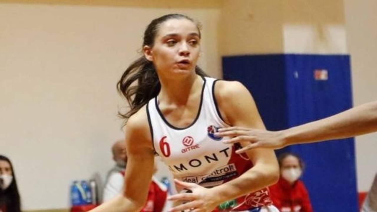 Matilde Villa chi è basket