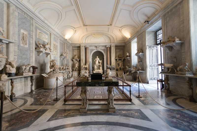 Musei Vaticani musei italiani online gratis