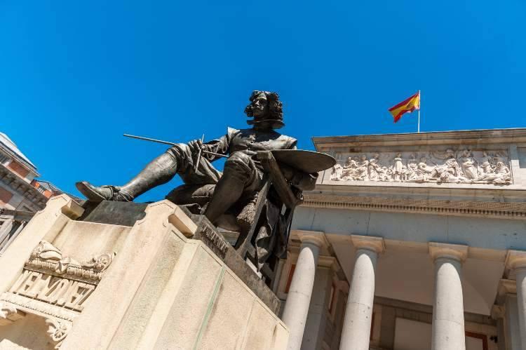 Museo del Prado, Madrid musei famosi online gratis