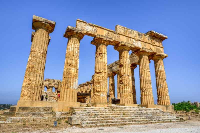 Parco Selinunte, Sicilia (unsplash) 10 luoghi Italia estero